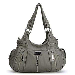 Scarleton Satchel Handbag for Women, Purses for Women, Shoulder Bags for Women, H1292