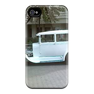 New Style Corentry Hard Case Cover For Iphone 4/4s- Bonnie N Clyde