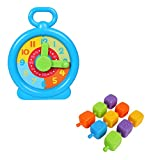 tootsie baby Fun Teach Time Activity Set,w/Box w
