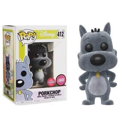 Funko Pop 412 - Porkchop FLOCKED CHASE - Disney Fantàsia