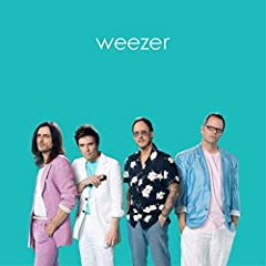 """Weezer surprises fans with a full length album of covers, including their hit rendition of """"Africa""""."""