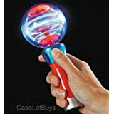Awesome LED Lighted ~ Spinning ~ Party Disco Wand