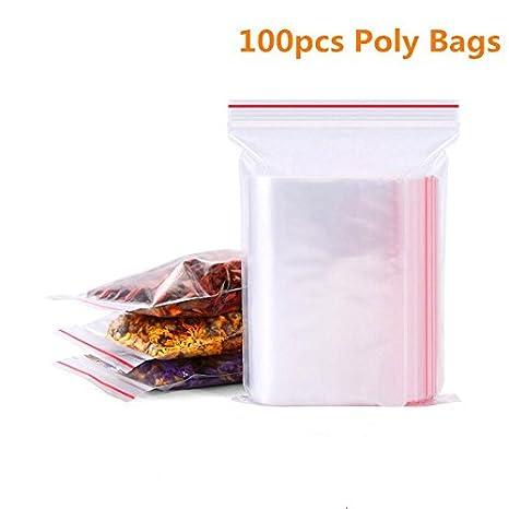 muxiao - Bolsas de plástico transparentes para alimentos ...
