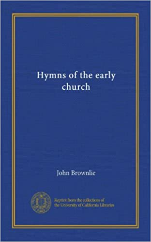 Hymns of the early church
