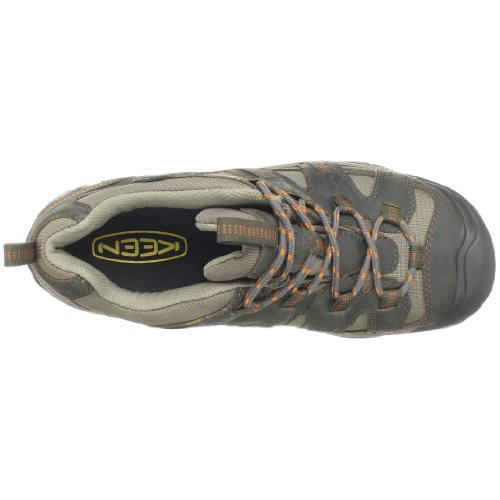 Keen Rust Stone Trail Siskiyou Waterproof Gray Shoe Men's Fr7q6F
