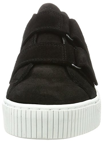 Tamaris 24661, Zapatillas Mujer Negro (BLACK 001)
