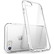 i-Blason Halo Series Case for Apple iPhone 7 2016 / iPhone 8 2017 Release - Clear