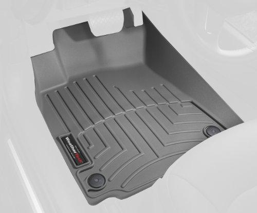 WeatherTech (465321 FloorLiner, Front, (Gray Front Floor Liner)