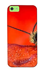 Podiumjiwrp Anti-scratch And Shatterproof Bumblebee Phone Case For Iphone 5c/ High Quality Tpu Case