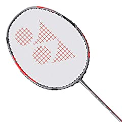All-round model equipped with the DUAL OPTIMUM SYSTEM to boost power on your forehand and distance on your backhand.