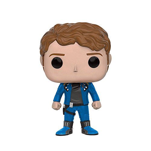 Funko - Figurine Star Trek Beyond - Chekov In Survival Suit Exclu Pop 10cm - 088969810