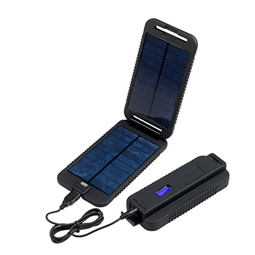 Price comparison product image Powertraveller Powermonkey Extreme 5V and 12V Solar Portable Charger