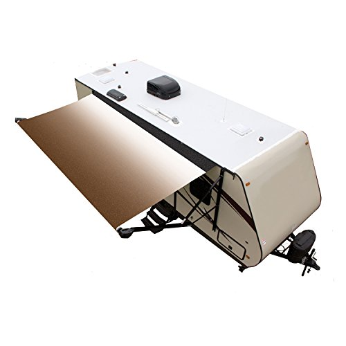 Lippert Components V000231498 Solera White/Sand/Black 20' Weather Guard RV Awning Assembly