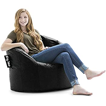 Amazon Com Big Joe 645602 Dorm Bean Bag Chair Stretch