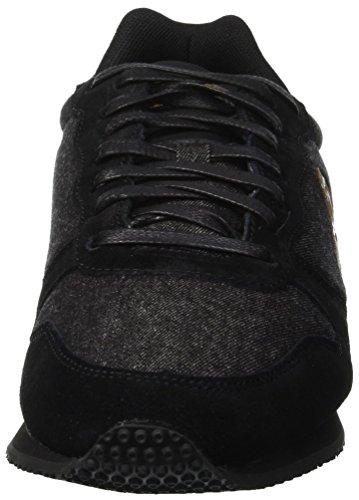 Le Noir Craft Sugar Sneaker Uomo Sugar black Sportif Alpha brown brown Black Coq Nero FqOxFrpwA