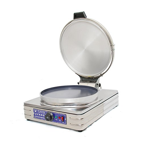 CGOLDDENWALL 39cm Diameter Commercial Crepes Maker Machine Electric Chinese...