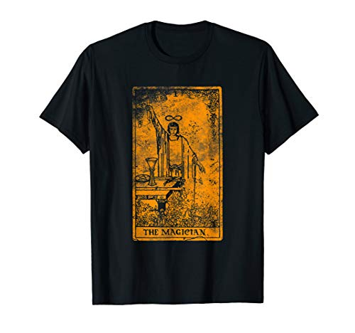 Mag The Magical Tarot Cards T Shirt -