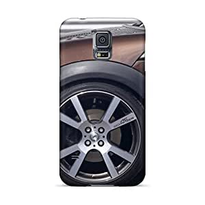 Durable Case For The Galaxy S5- Eco-friendly Retail Packaging(ac Schnitzer Mini Cooper S Clubman Front Section)