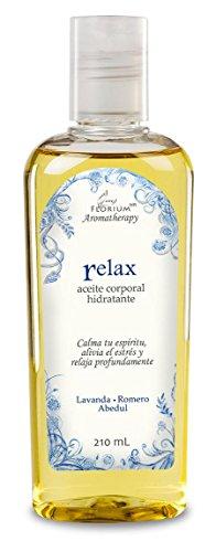 Relax - Aceite Corporal Hidratante 210 ml Auténtica Aromaterapia Florium