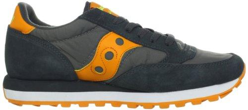 Homme Saucony Jazz Grey Chaussures orange Original Running Dark De XqzZSqnw