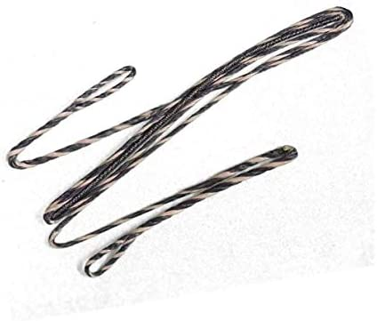 Black hunter recurve fastflight bow string.
