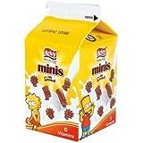ARLUY Simpson mini galletas chocolateadas de desayuno caja 135 gr