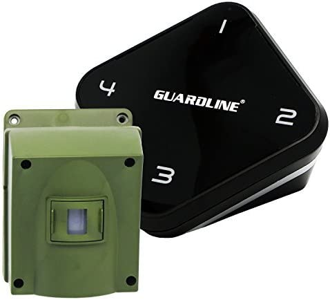 Guardline Long Range Wireless Driveway Alarm
