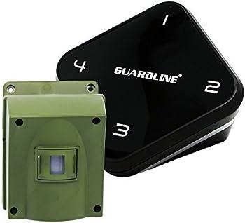 Guardline GL5000 1/4-Mile Long Range Wireless Driveway Alarm