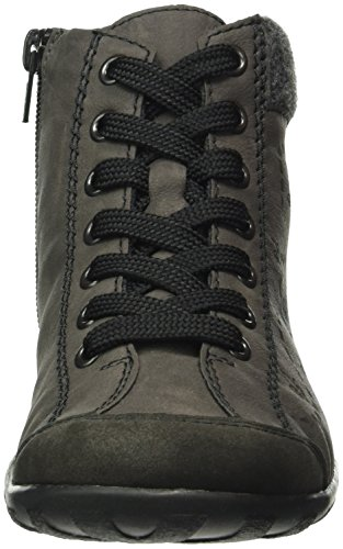 Rieker L6548 Rieker Hautes Sneakers L6548 Femme Fzwqw70nrd