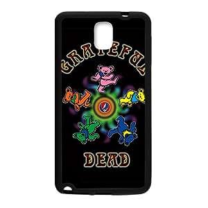 Greatful Dead Rock Band Black samsung galaxy note3 case