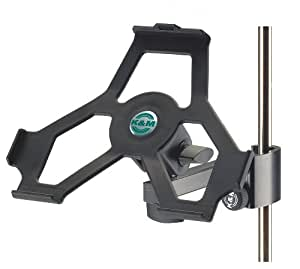 K&M Stands iPad2 Holder for iPad 2nd, 3rd, 4th Gen 19722.