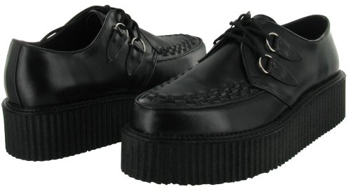 V CREEPER Demonia basses 502 chaussures R17dqSw