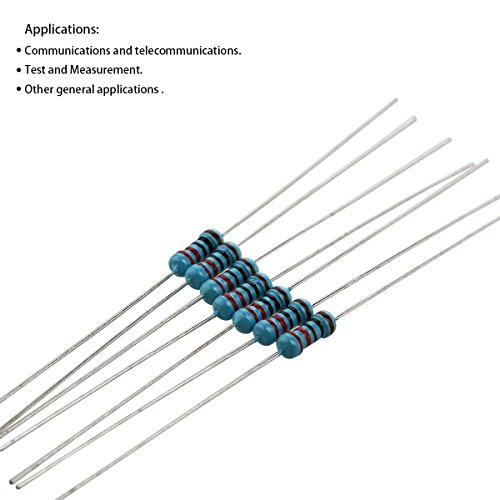 Pixnor 1 4w Resistor Kit 56 Values X 20pcs 1120pcs