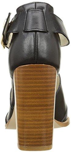 JONAK 11332 - Zapatos abotinados Mujer Negro