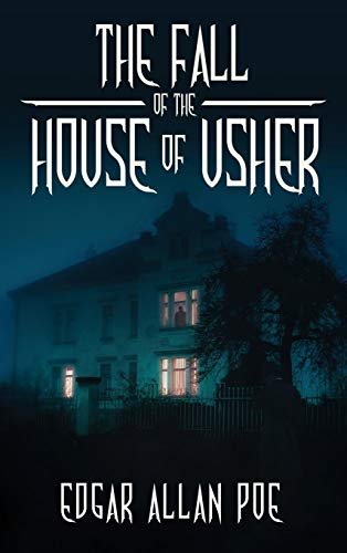 Book cover for The Fall of the House of Usher