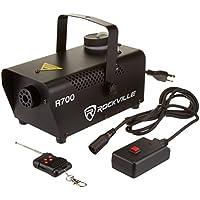 Rockville R700 Fog/Smoke Machine with Remote Quick Heatup