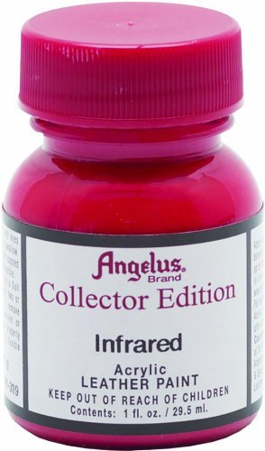- Angelus Collector Leather Paint 1 Oz Infrared
