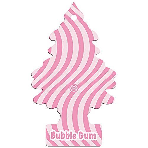 Arbre Magique MTR0066 auto-luchtverfrisser, Bubble Gum geur, roze/wit