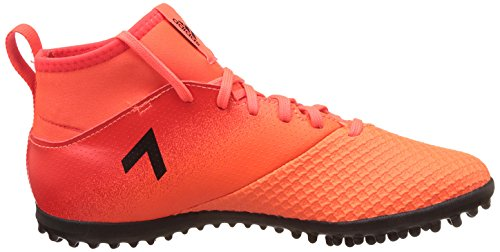 adidas Hombre Orange Solar Zapatillas Multicolor Tango para Red Ace Solar 17 Core 3 TF Fútbol Black de UqHAUwxr
