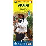Yucatan 1:500,000 Regional Travel .Map (Incl. Cancun and Merida City Insets) 2016 Edition (International Travel Regional Maps: Yucatan) (English and Spanish Edition)