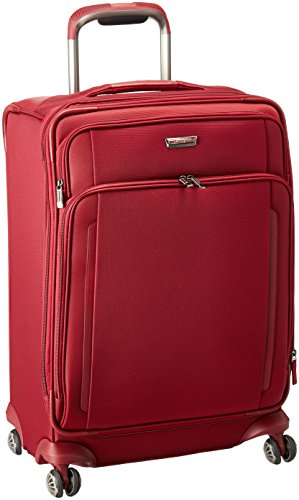 Samsonite Silhouette Xv Softside Spinner 25 Napa Red