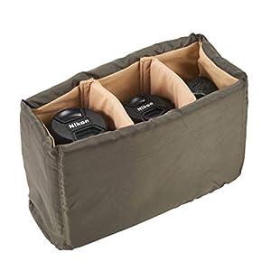 Best Epic Trends 41B-nF3denL._SS300_ G-raphy DSLR SLR Camera Insert Bag Camera Inner Case Bag for Nikon Sony Canon Panasonic etc, Lenses, Flashes- Make Your…