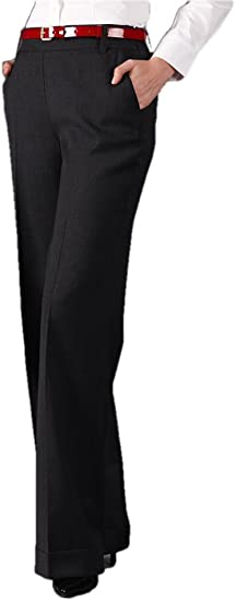 -Size 10 Regular WQ039 Boden  Wide Leg Wool  Trousers
