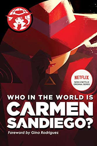 Who in the World Is Carmen Sandiego?]()