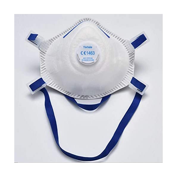 Tintele-10x-PCS-Atemschutzmaske-FFP3-Maske-9301V-NR-CE-1463-Mund-und-Nasenschutz