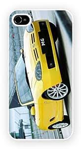 MG F Yellow iPhone 5 / 5s Funda Para Móvil Case Cover