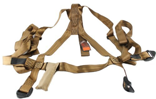 Summit Treestands SU81119 Goliath SD Climbing Treestand - strap
