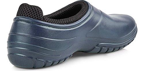 Ladeheid EVA Clogs KL040S Azul Oscuro