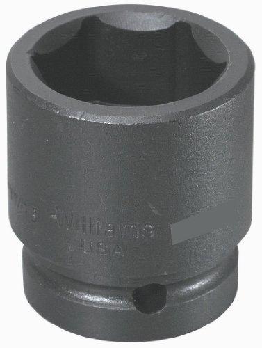 Williams 33655 3/4-Inch Drive Standard Socket with 55mm Opening 12-Point [並行輸入品] B078XLSBHD