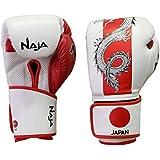 Luva de Boxe/Muay Thai Naja Países Japão 12 Oz